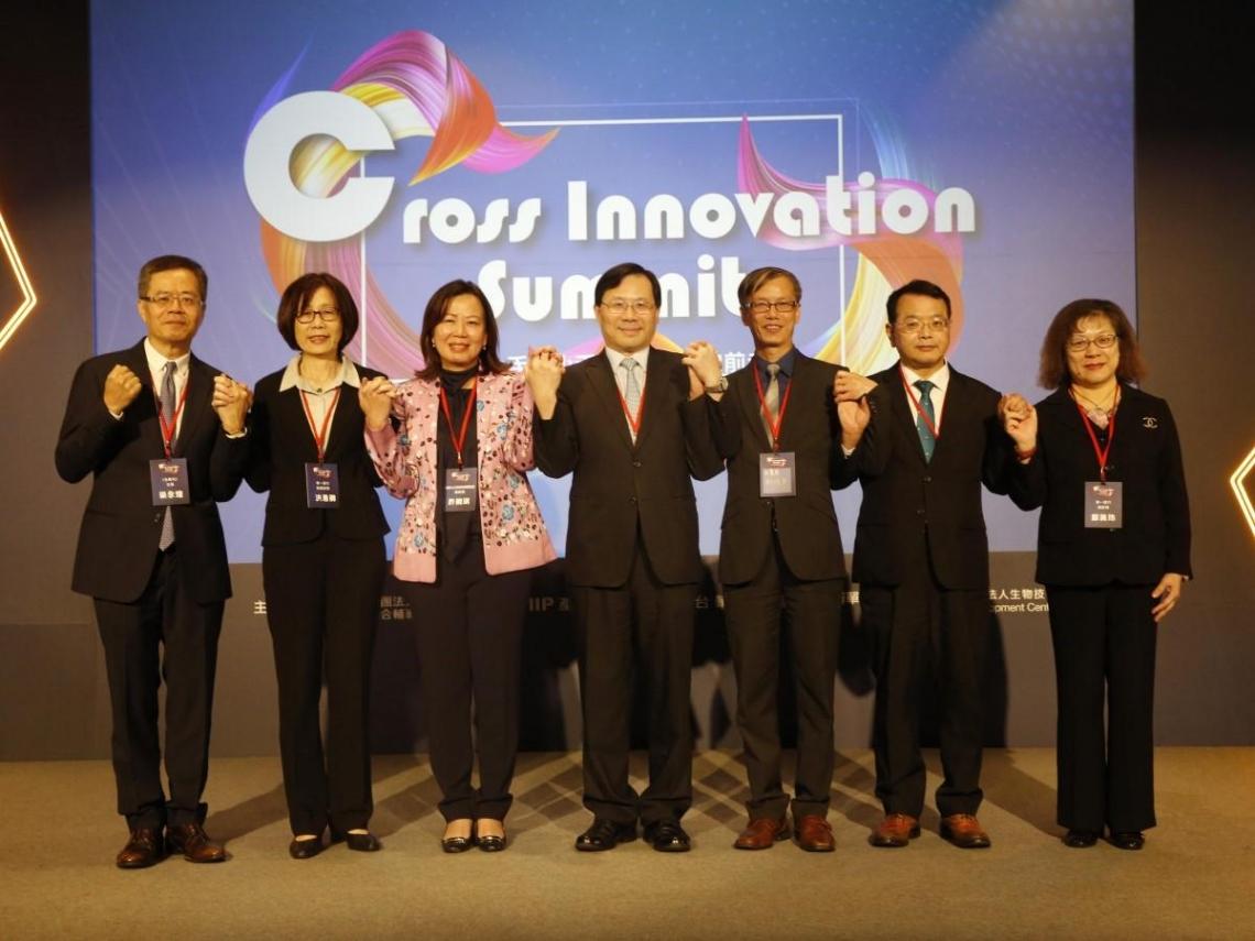 大手牽小手 引領台灣向前走 智慧健康產業小聚 熱烈迴響