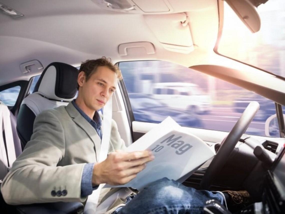 駛向行動未來 ADI實現自動駕駛的夢想