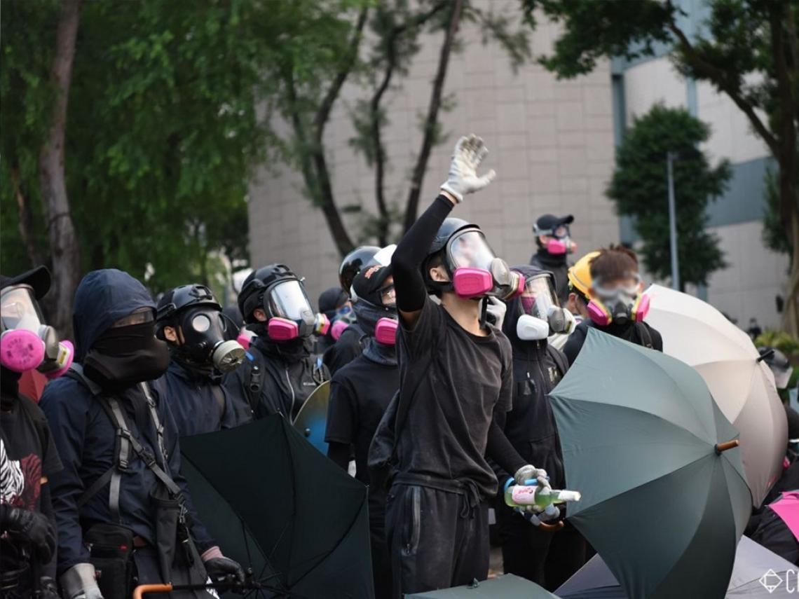 「看著香港人還在奮鬥,我卻離開了…」 一名香港中文大學返臺生的告白