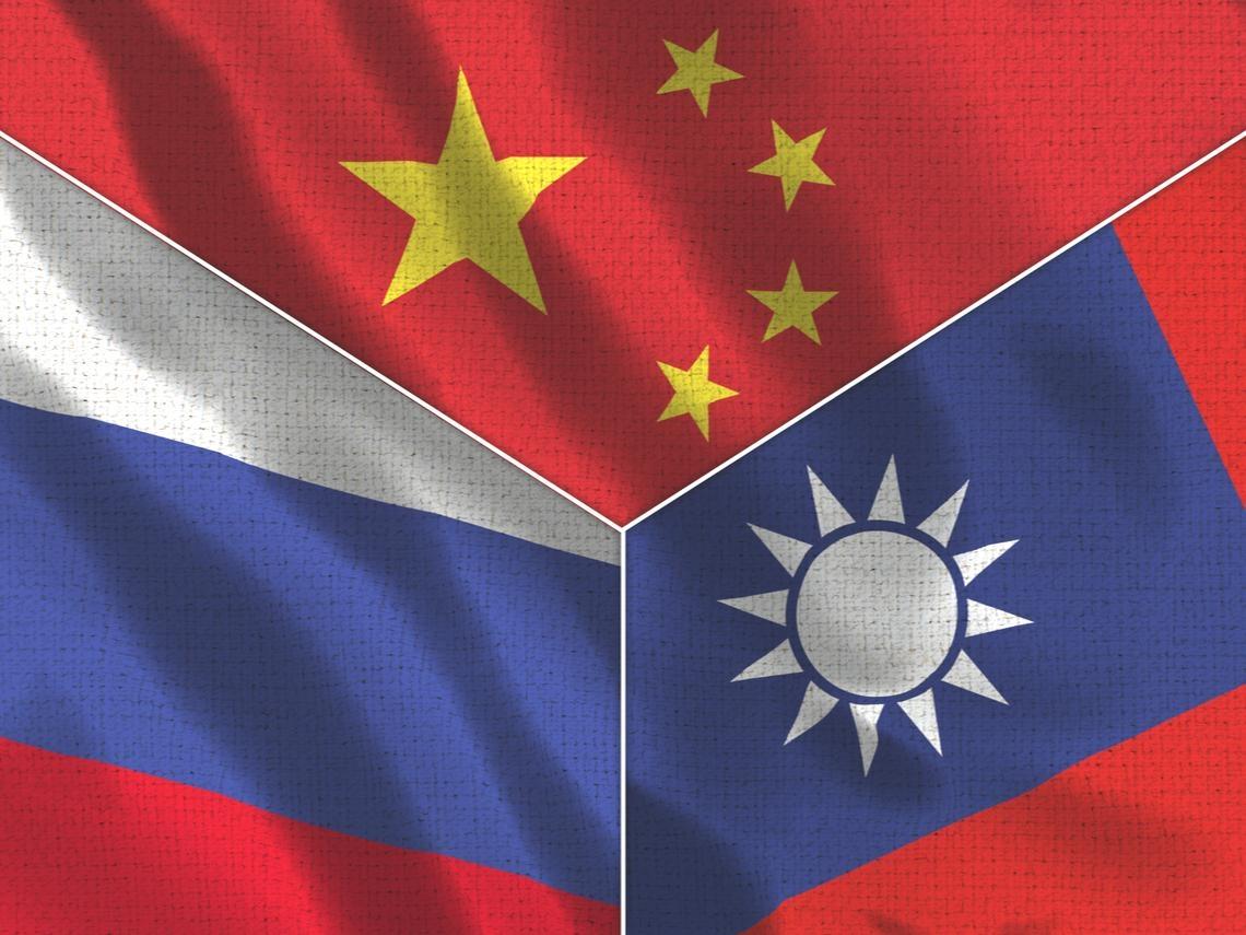 台俄關係與中國因素