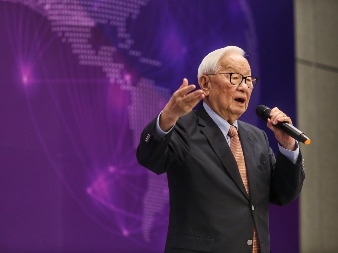 張忠謀說「台灣世界級企業不多」 經濟部「射4箭回應」盼產業加薪攬才