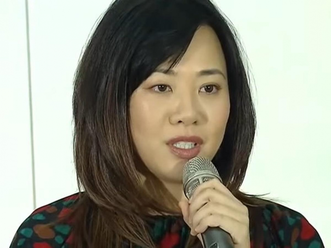 「新光公主」吳欣盈排第7、「學姊」黃瀞瑩第13 民眾黨不分區名單出爐