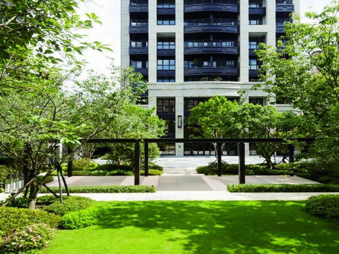 有土斯有財 大直城市花園宅 坐擁別墅土地價值