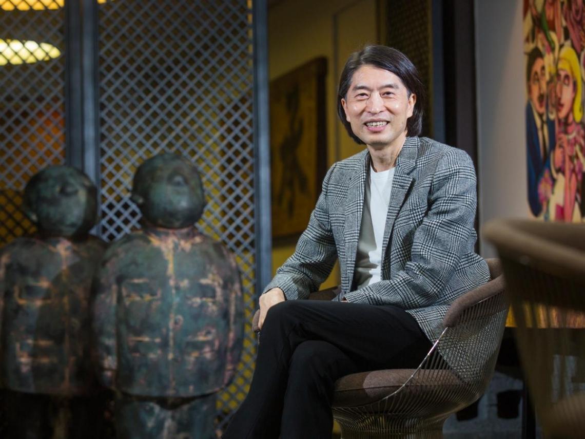 他是鼎泰豐御用設計師、曾讓台北101苦等5年 美工科男變美食街大王的「最強心法」揭密