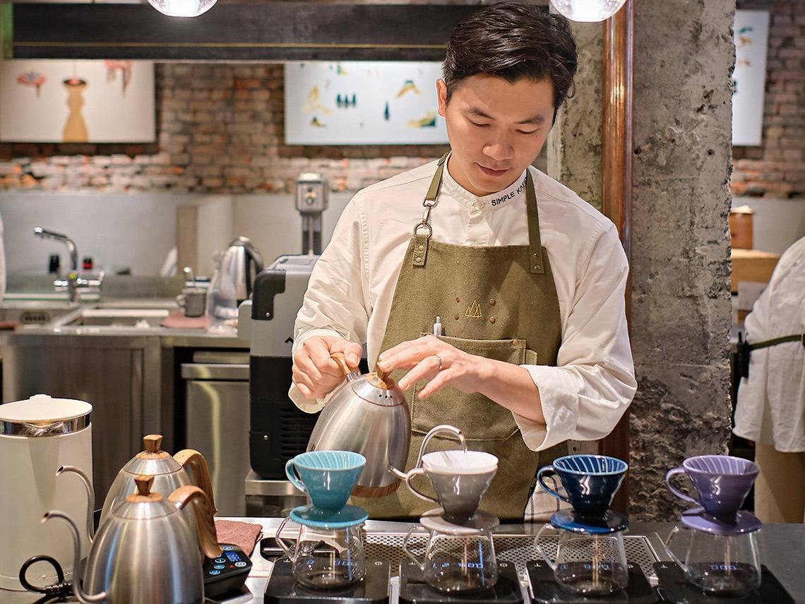 世界50間最佳咖啡館 來自台灣的興波咖啡勇奪第一