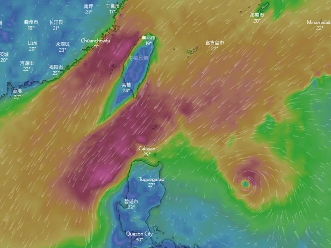 鳳凰颱風今生成...不排除明日發布海警 「這2天」影響台灣最大