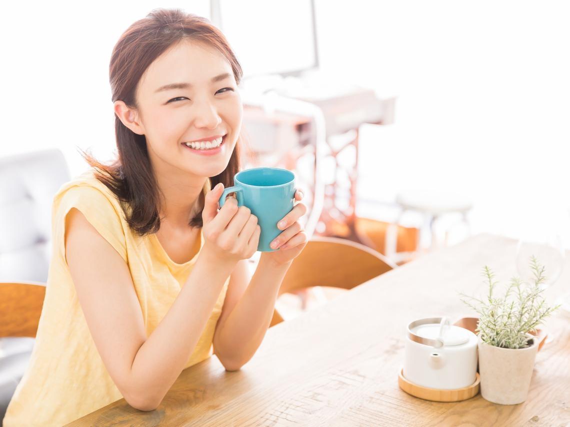 享受一個人的咖啡時光!第二人生要快樂:打造自己的幸福空間,「想哭就哭,想笑就笑」!