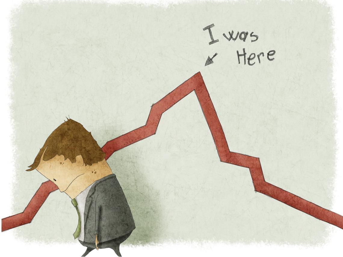 面對虧損第一堂課:你買的定期定額基金賠錢了,怎麼辦?