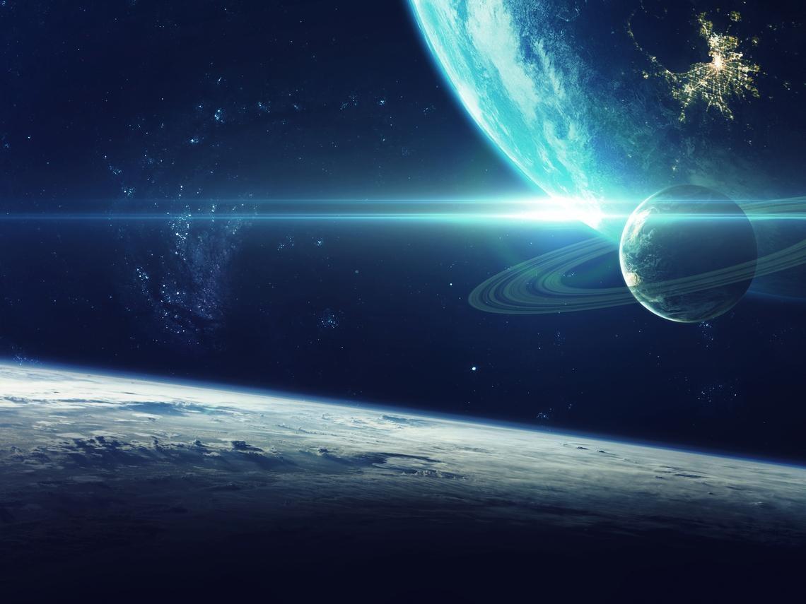宇宙的本質是虛構的,其目的是為了創新與進化