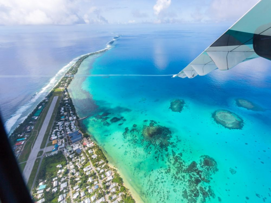 吐瓦魯挺台灣 回絕陸企出資122億元建人工島