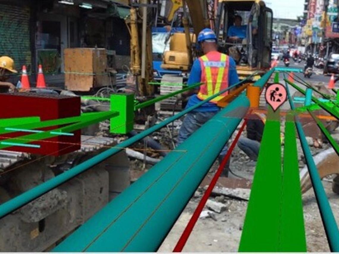 電腦嘛會挖馬路!新北市工務局長朱惕之說不出的煩惱 靠這招解決了