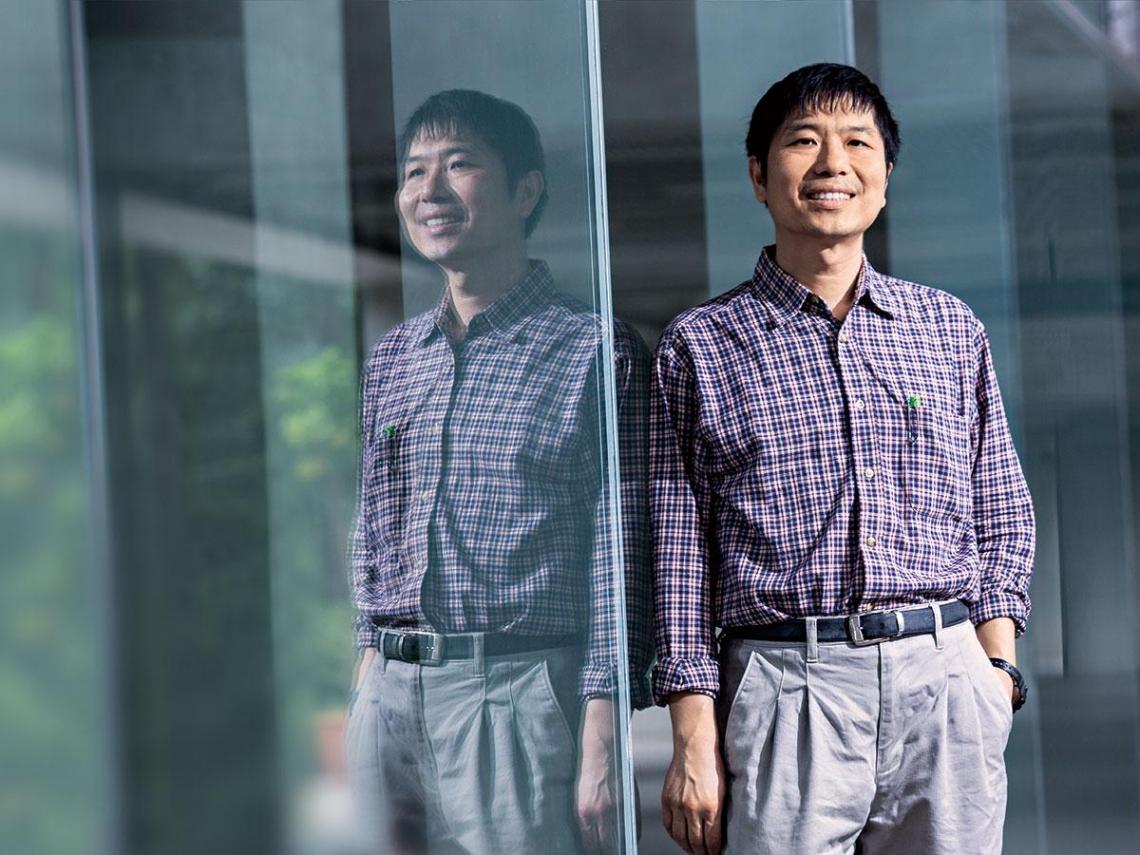 「叛逆」教授林智仁 搞研究只為KO人類難題