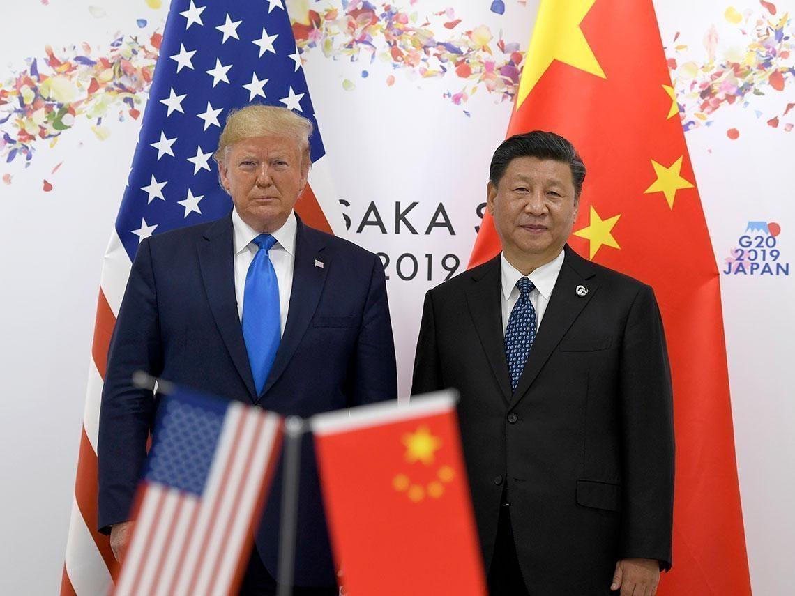 川普「貿易重拳」痛毆習近平 「3個新低+2把火」燒得中國政府快抓狂