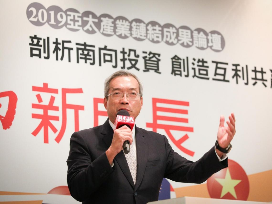 人和錢往中國跑的趨勢告一段落!謝金河:台灣經濟蹲了30年「現在躺著也會好」