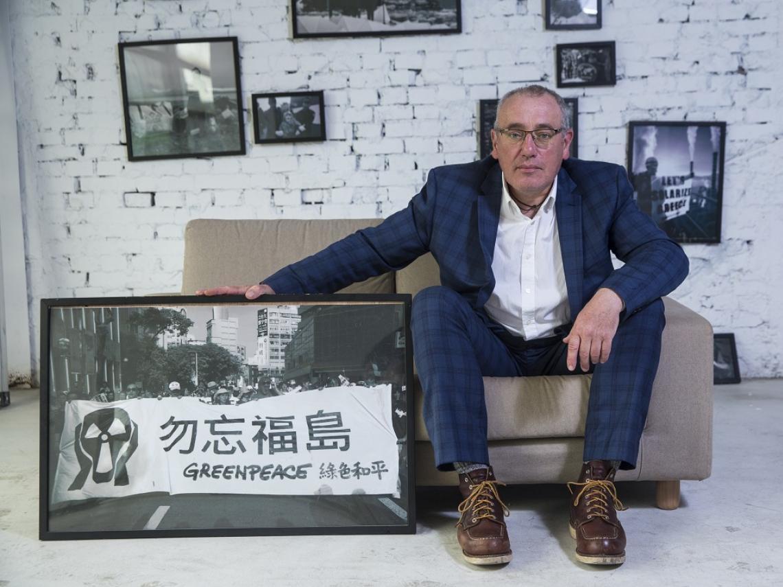 「日本無法擺脫福島核災陰影,帶給台灣什麼啟示?」英籍專家關注核能議題35年 重磅揭露引國際關注