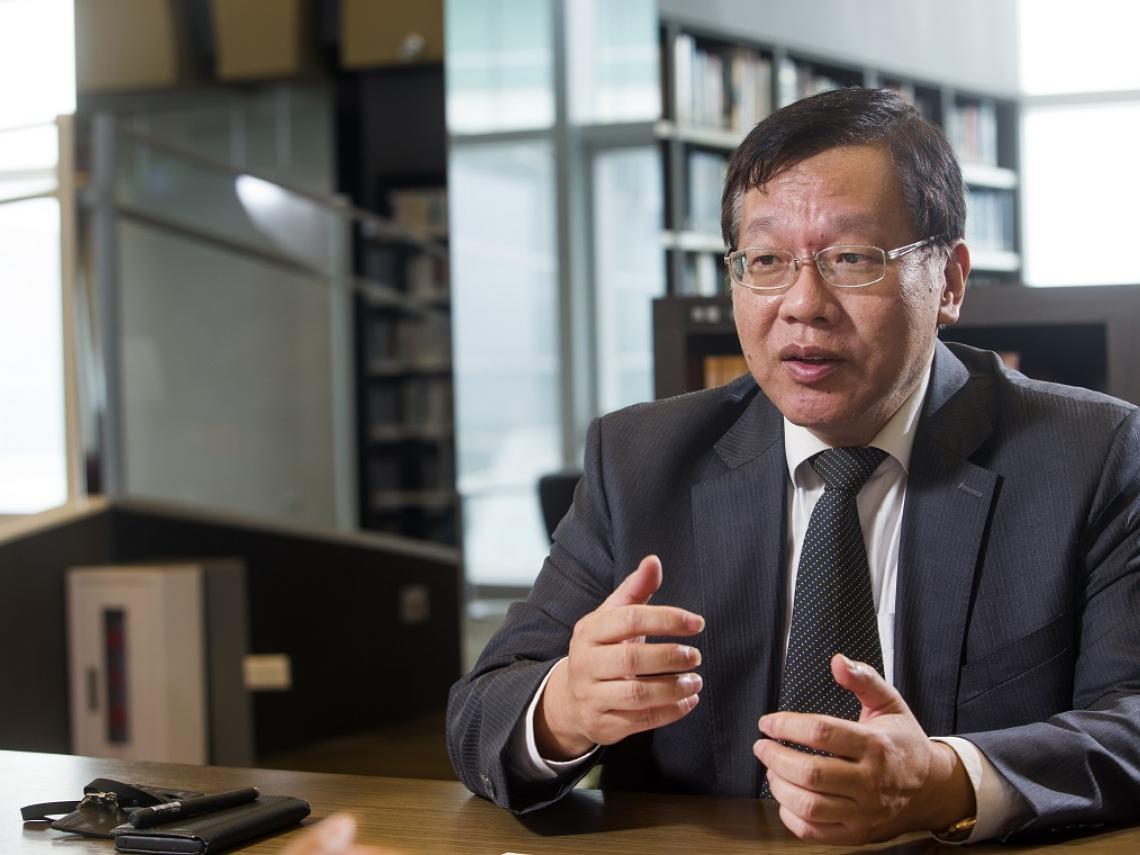 中信金首席經濟學家林建甫:全球經濟「穩中求進」,投資人4招迎戰賺「趨勢財」