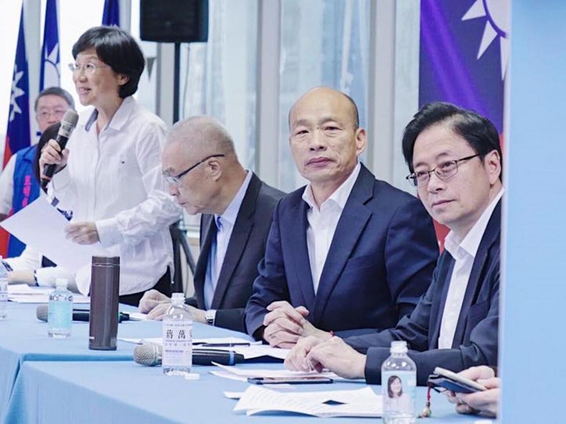 「韓國瑜荒謬、吳敦義昏庸!」沈富雄:國民黨2020選舉恐全面崩盤 因3件事導致