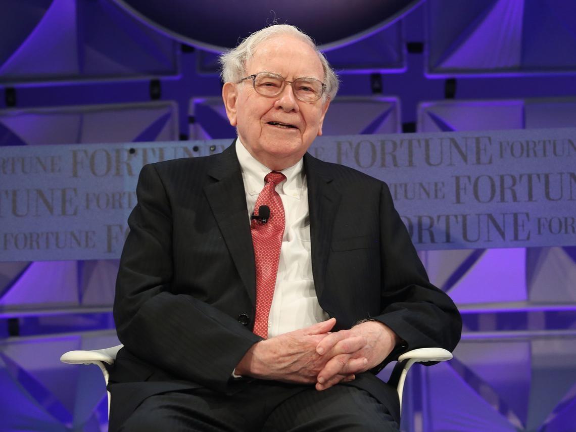 巴菲特:我一生99%的財富,是在50歲以後獲得的
