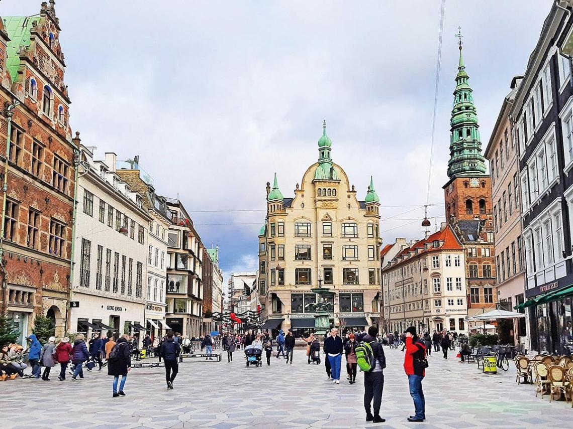 負利率始祖國丹麥 金融顛覆後的「實境秀」
