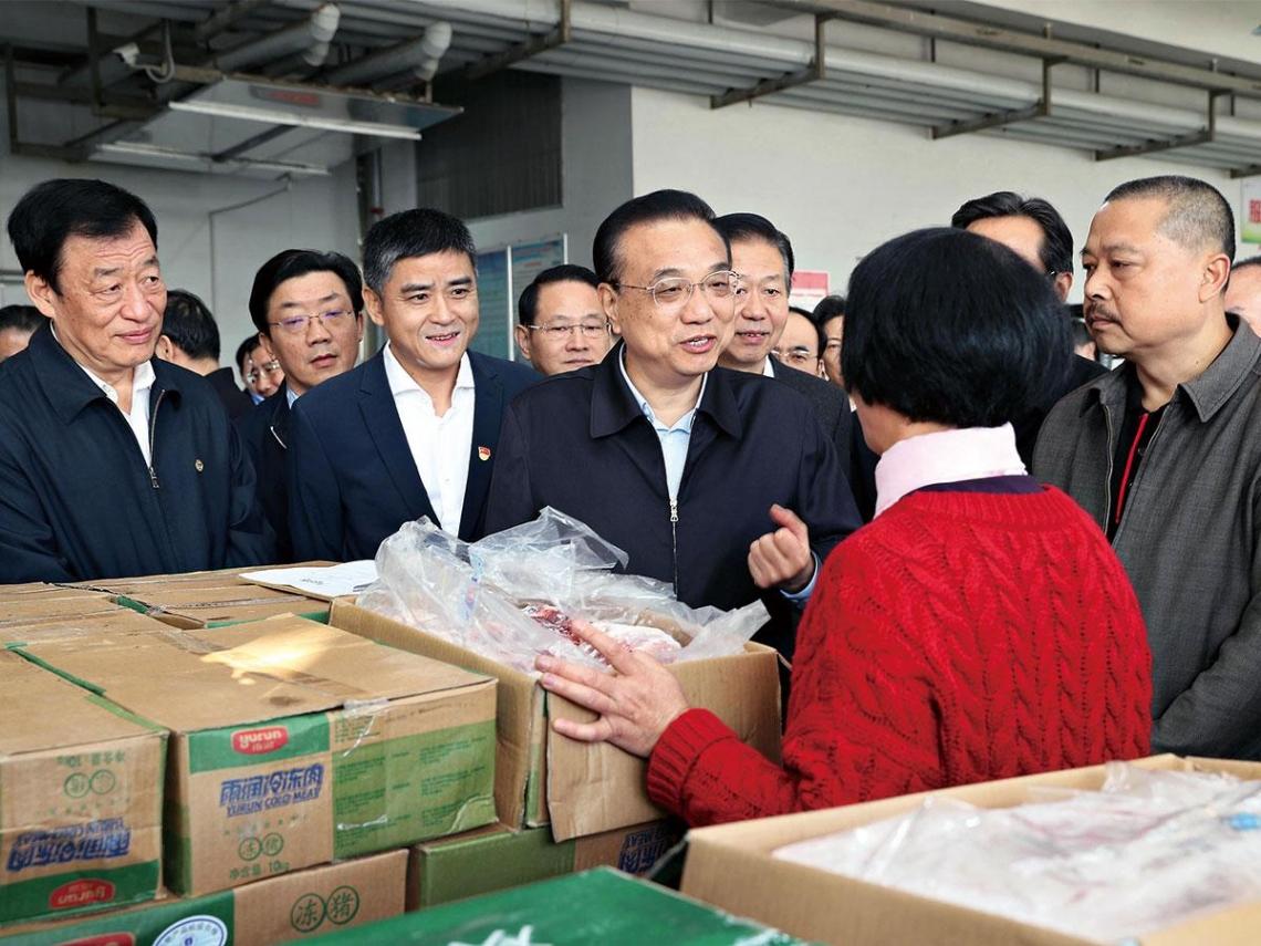 「豬」與「債」包袱拖累 中國經濟蒙上三道陰影
