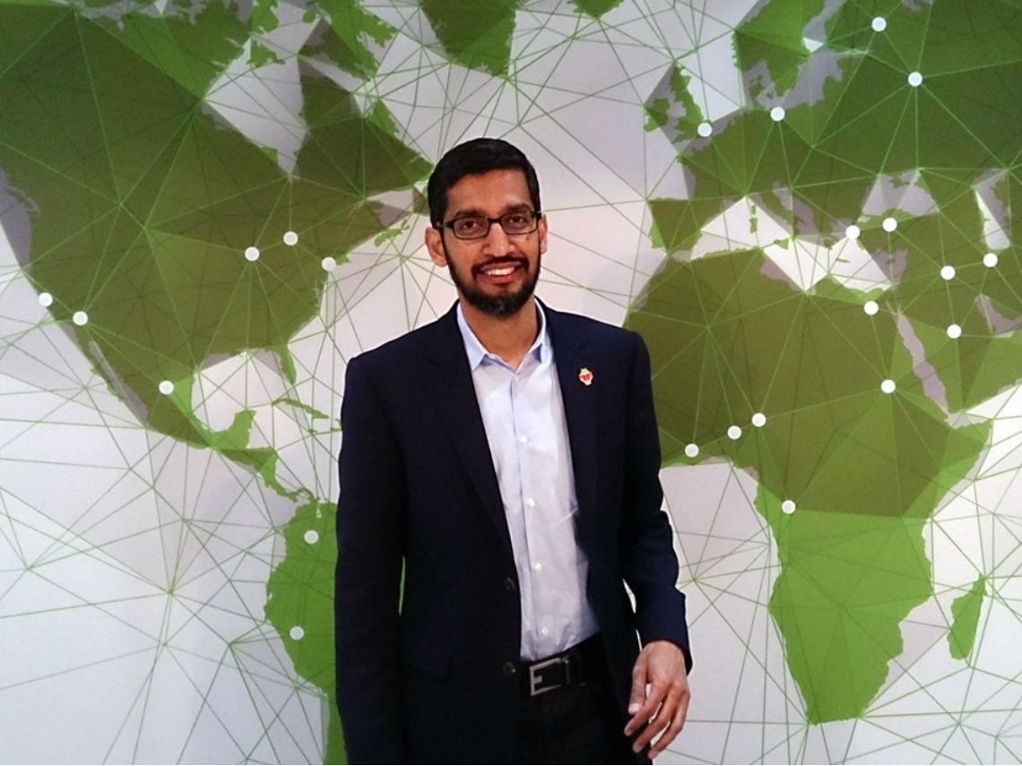 Google創辦人退位,47歲印度接班人如何在一堆天才中出頭,成為地表最強大科技公司CEO