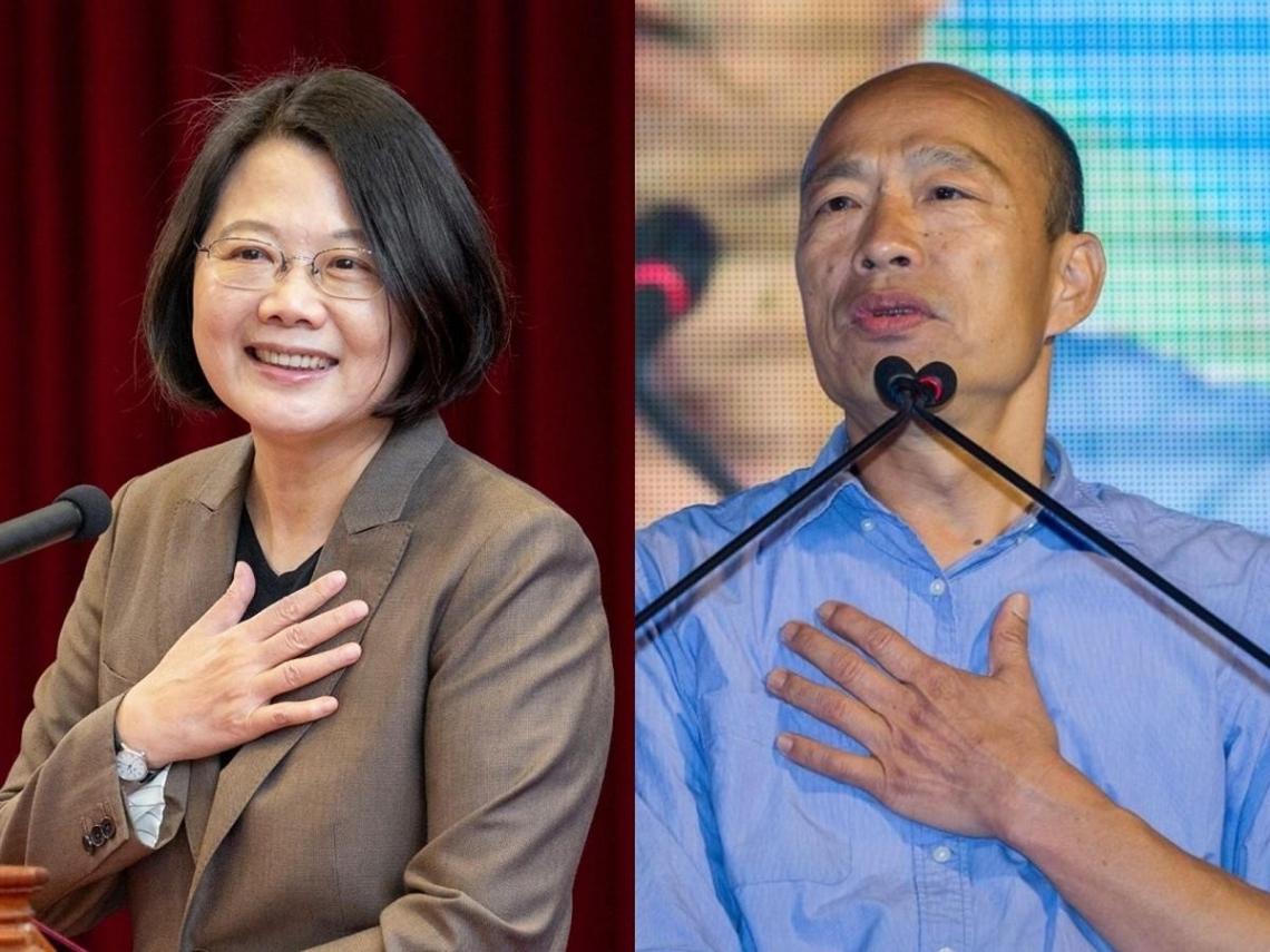 蔡英文將贏250萬票、藍委只剩39席? 沈富雄:韓國瑜「這笨招」讓立委選情遭拖累