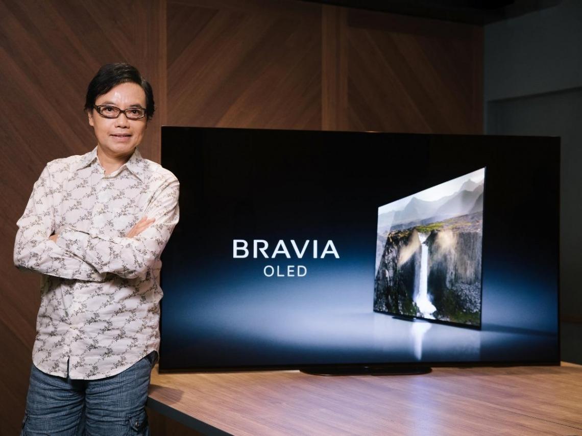 Sony A9G 忠實呈現原創細節