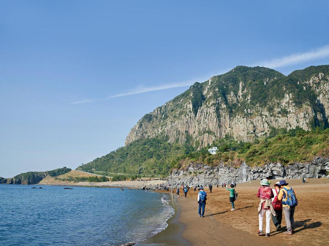 濟州島限定!療癒系山海散策