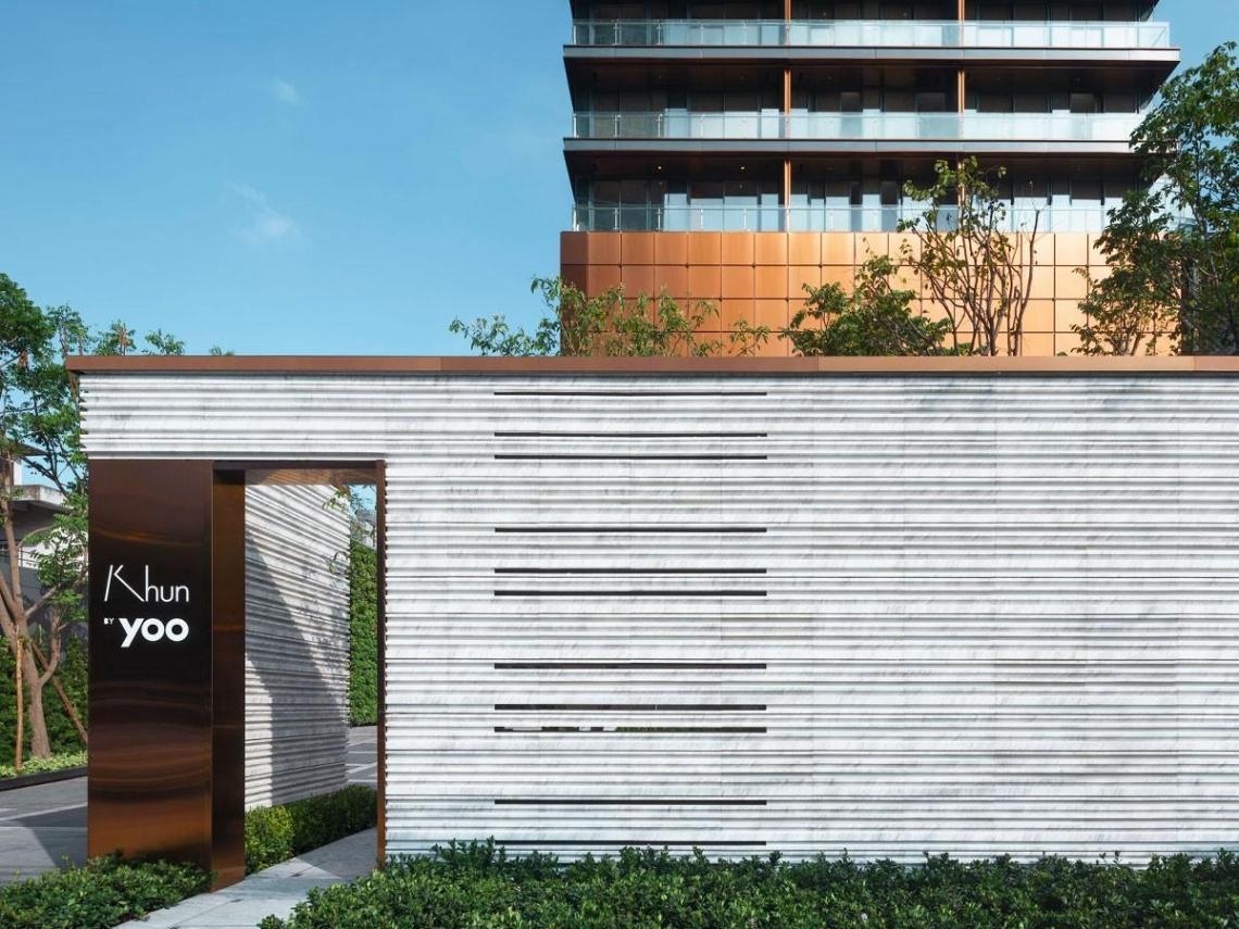 三強聯手 泰國最知名建商Sansiri(尚思瑞) 泰國最大公共交通營運商BTS 鬼才設計師Philippe Starck創傳世精品宅