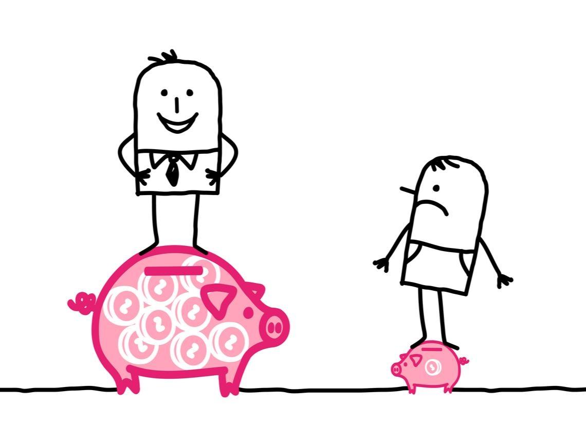 一個人買終身險,另一個買定期險,75歲後會剩下什麼?5個理由,為什麼你不該買「終身險」