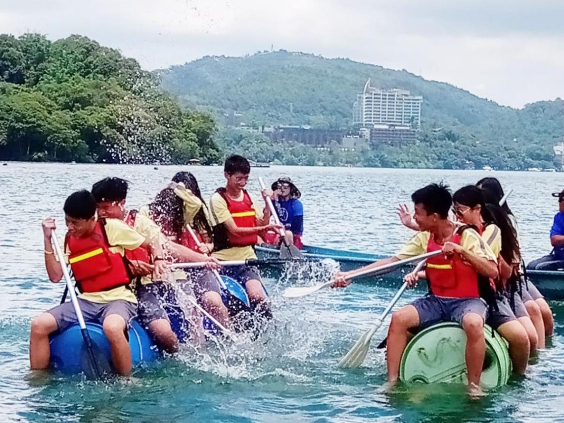 以冒險探索的好奇心 讓孩子重新愛上體育課
