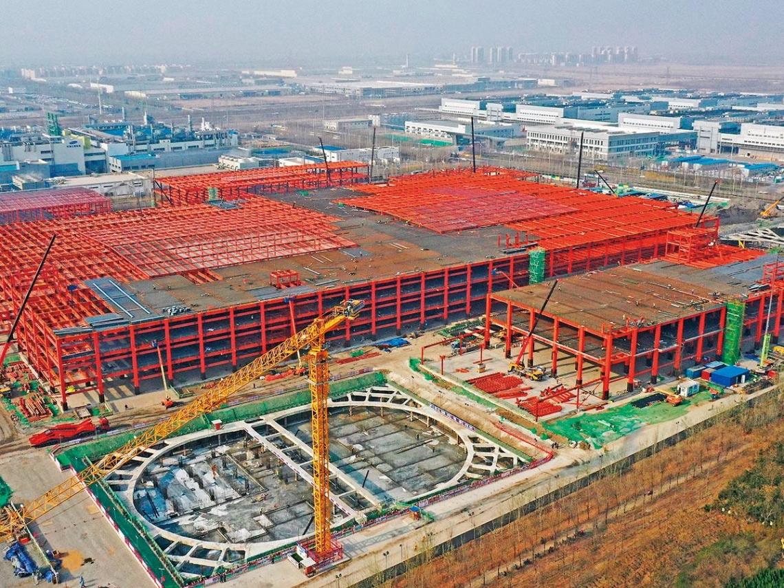 三星四布局  重新調整中國製造節奏