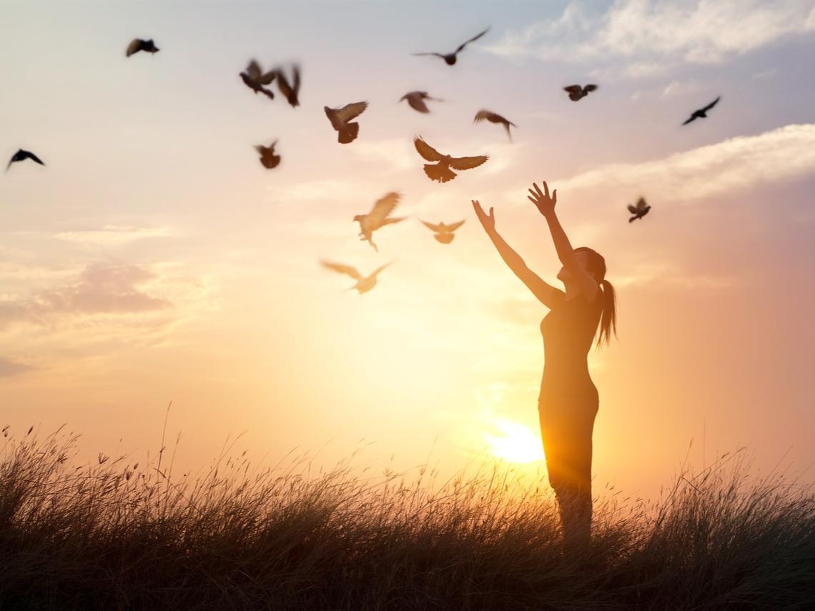 人生重點不在結果的發生,而在如何回應與成長