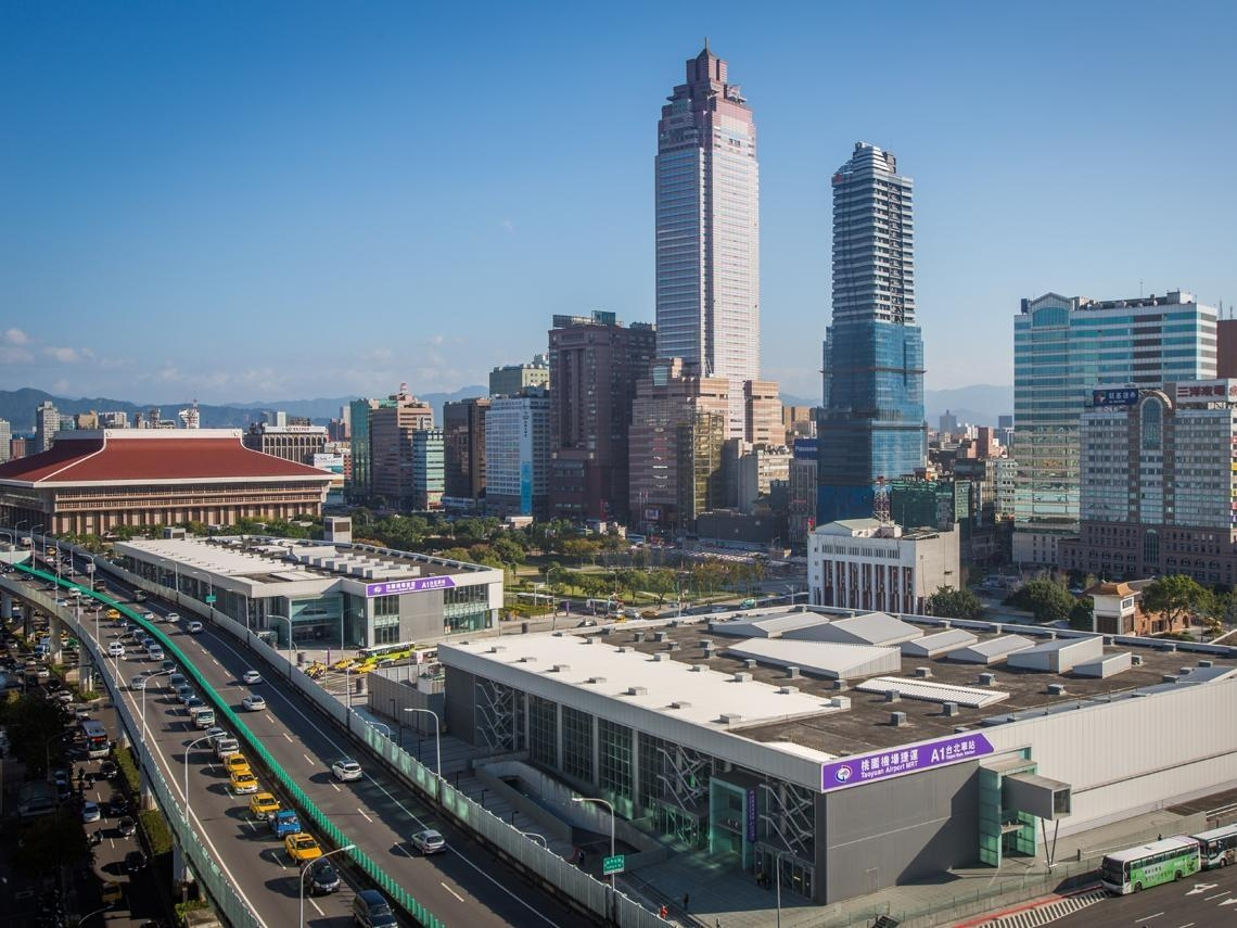柯文哲放下心中大石頭!藍天宏匯正式取得台北雙子星案開發權利