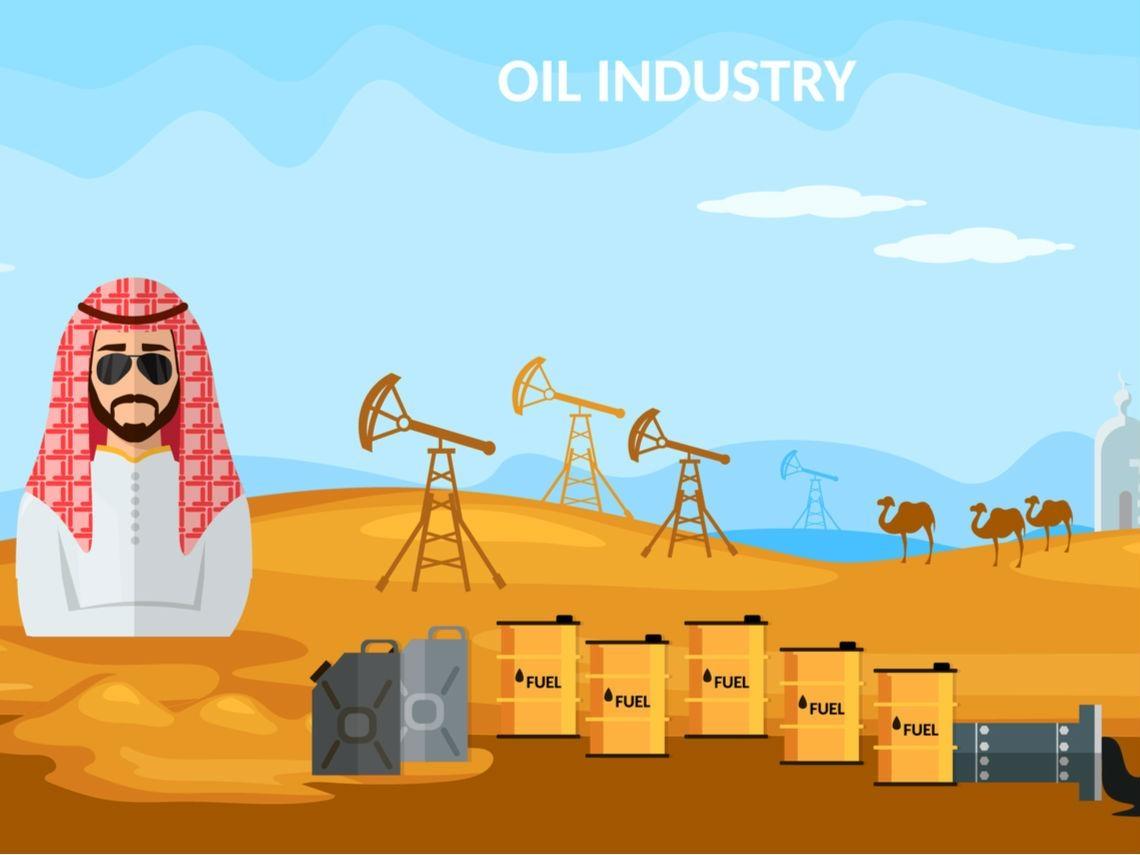 地表最賺石油公司「沙烏地阿美」上市背後:從皇室到平民...被高福利養廢的土豪敗家記