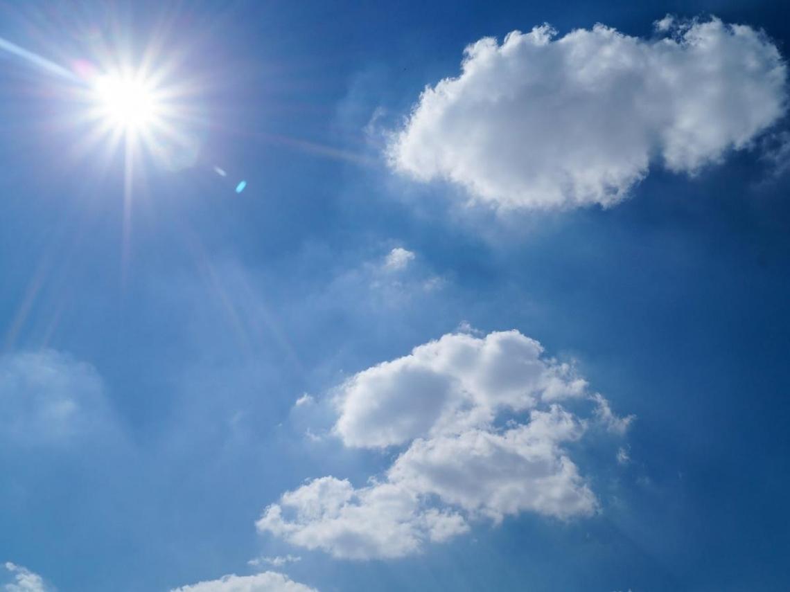 周日高溫將達30度以上! 吳德榮:會有連續4天「小陽春」天氣