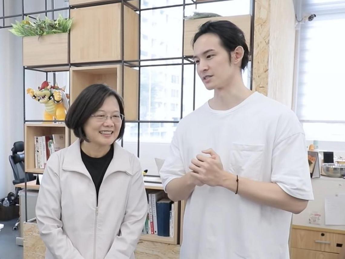 「台灣總統」惹中方不滿…拒刪影片遭解約 網紅波特王:損失不小,但真的跪不下去
