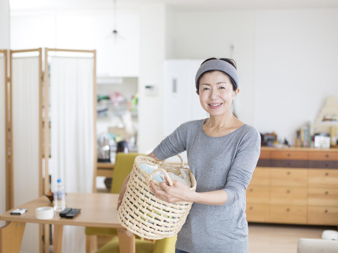 中年後的人生,家事愈簡單愈好!不累的「8種」分類法,第二人生舒適又快活
