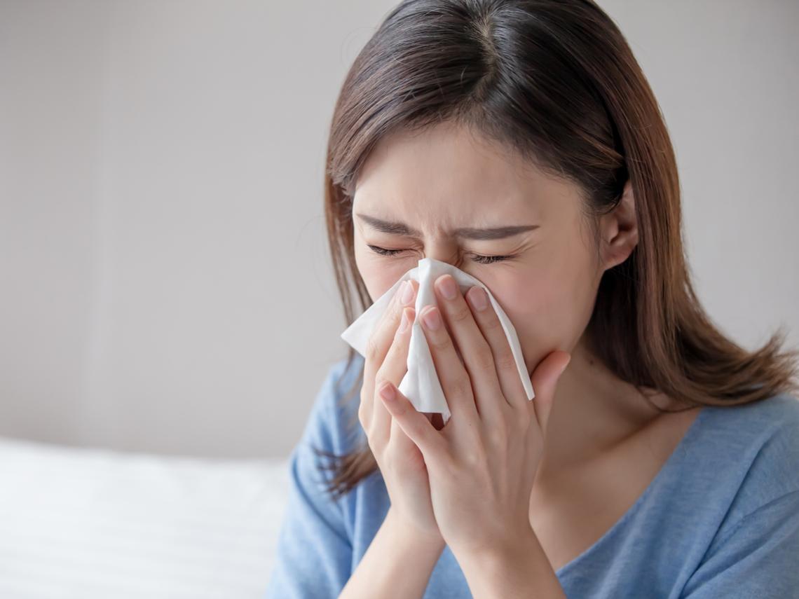 擤出黑色濃鼻涕,原來是黴菌性鼻竇炎 醫師:嚴重恐致死,4種人小心
