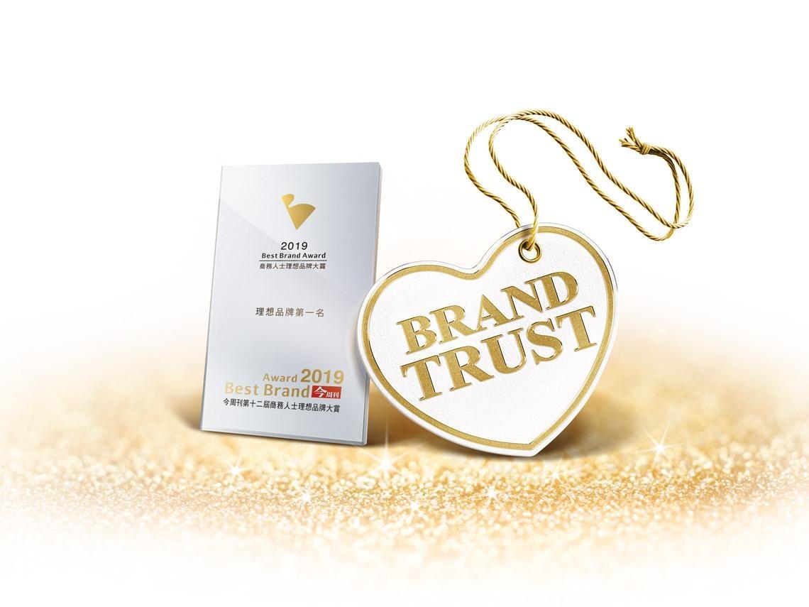 【第十二屆理想品牌調查】品牌的王道 信任商品學