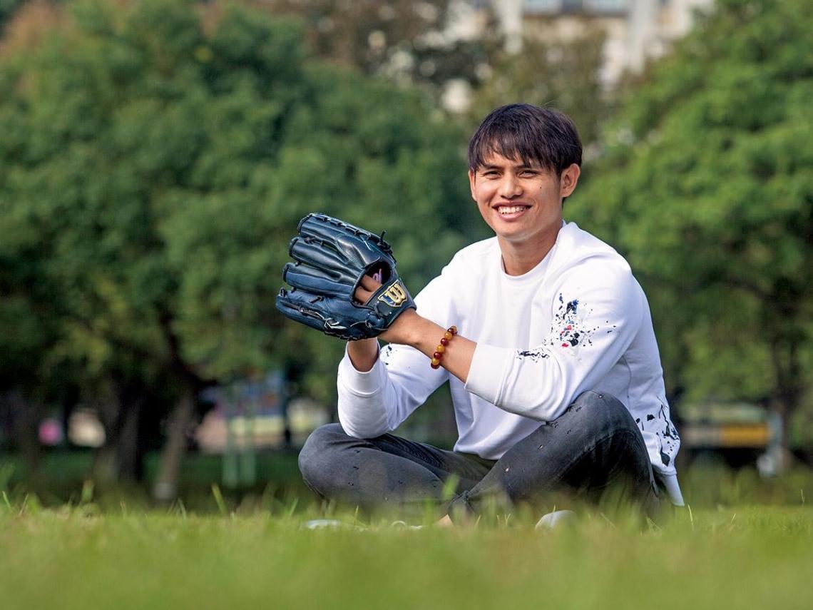 張奕: 打球不只為快樂,也為活下去