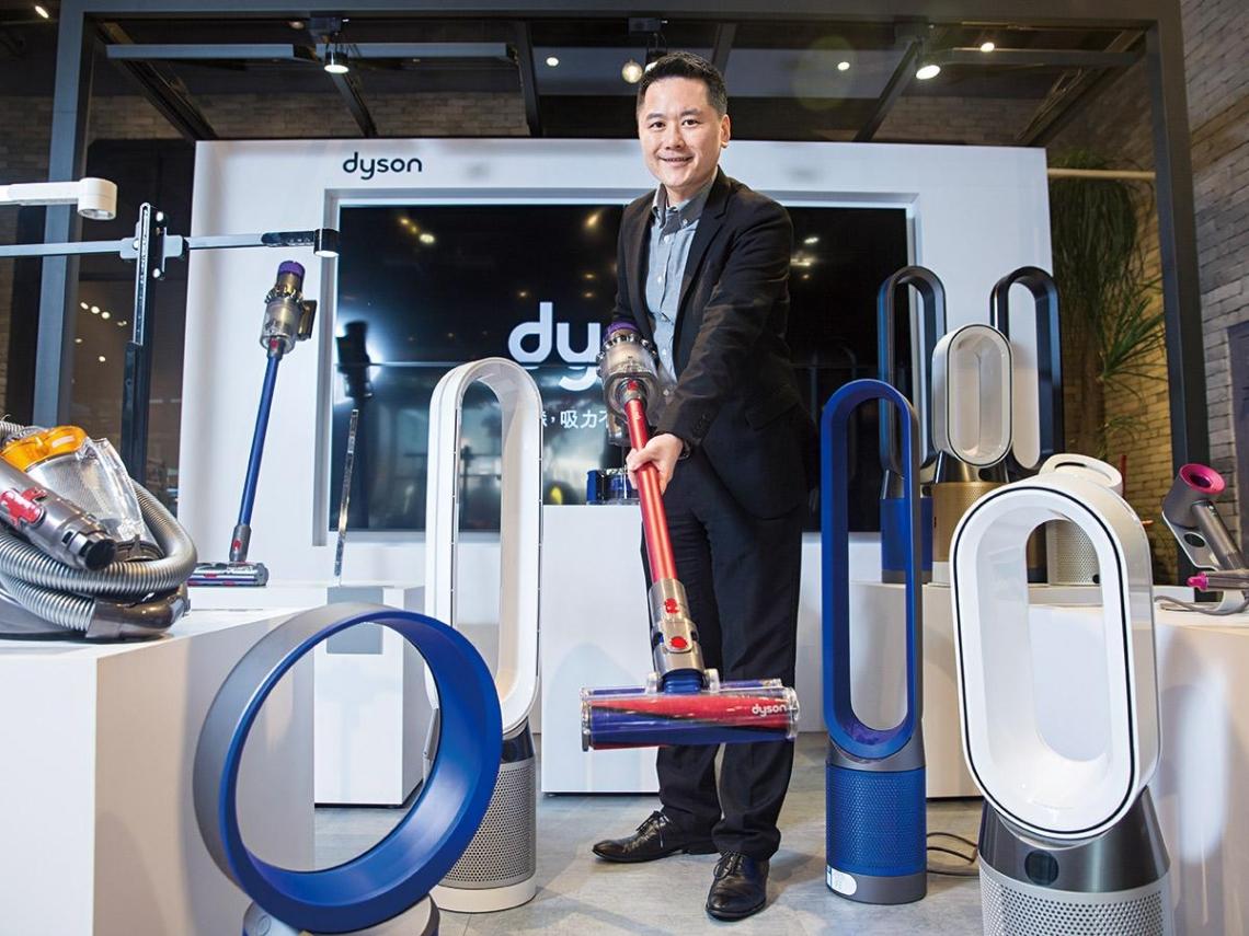 【第十二屆理想品牌調查】Dyson賣產品更賣尊榮服務