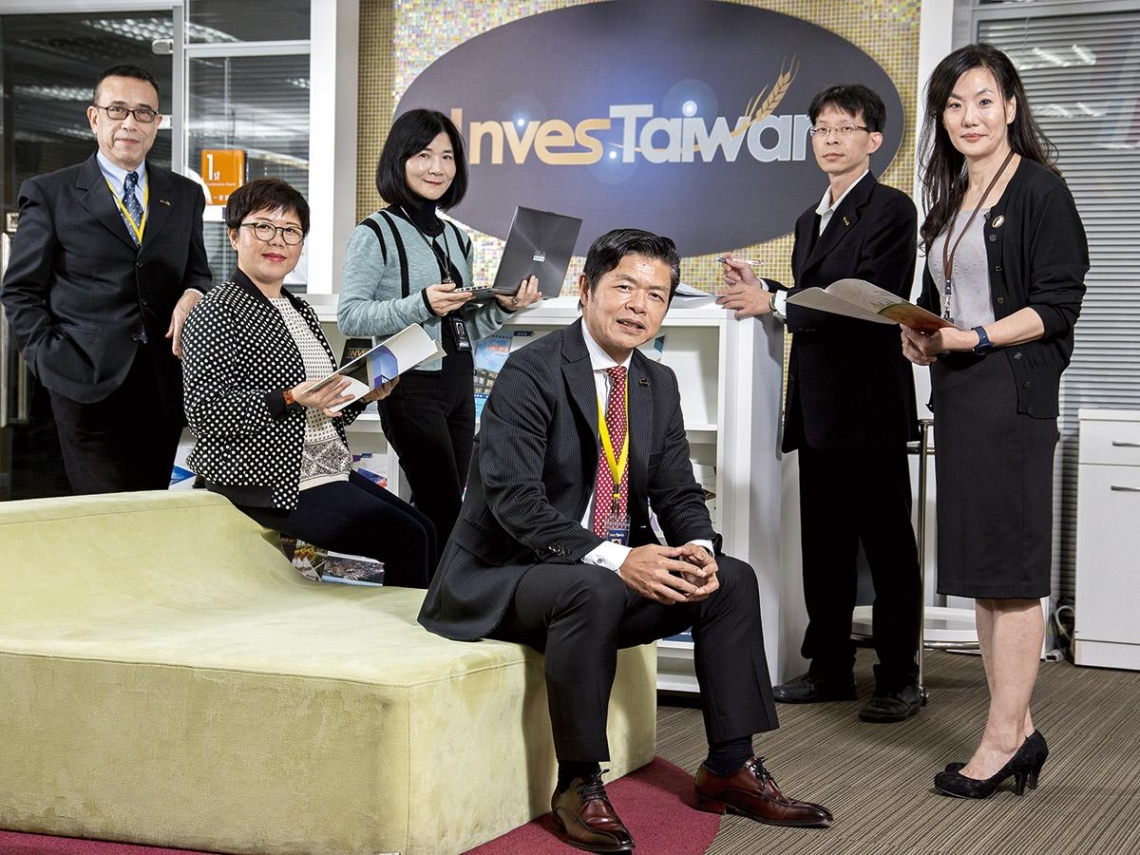 「投資台灣事務所」暖心發功 30位「小天使」讓台商返鄉路更順
