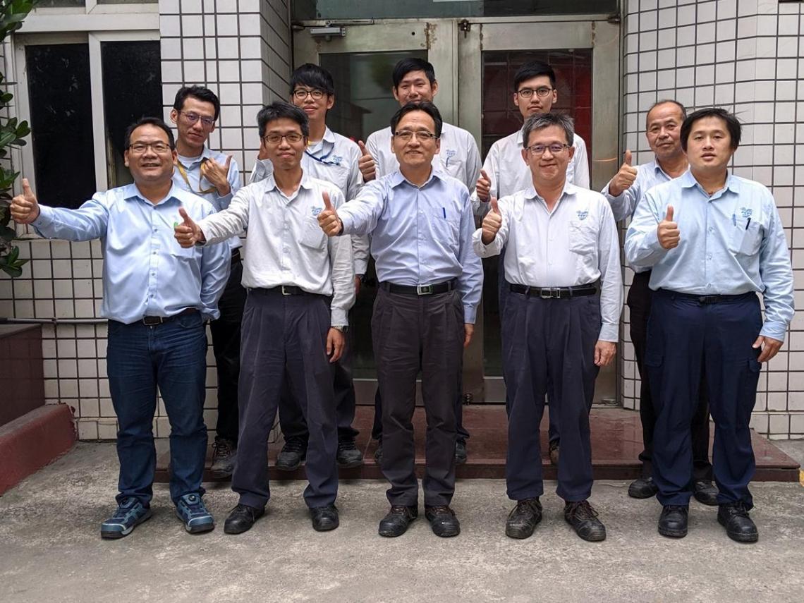 台化龍德PTA廠 全員參與實現能源、經濟及環保三贏局面