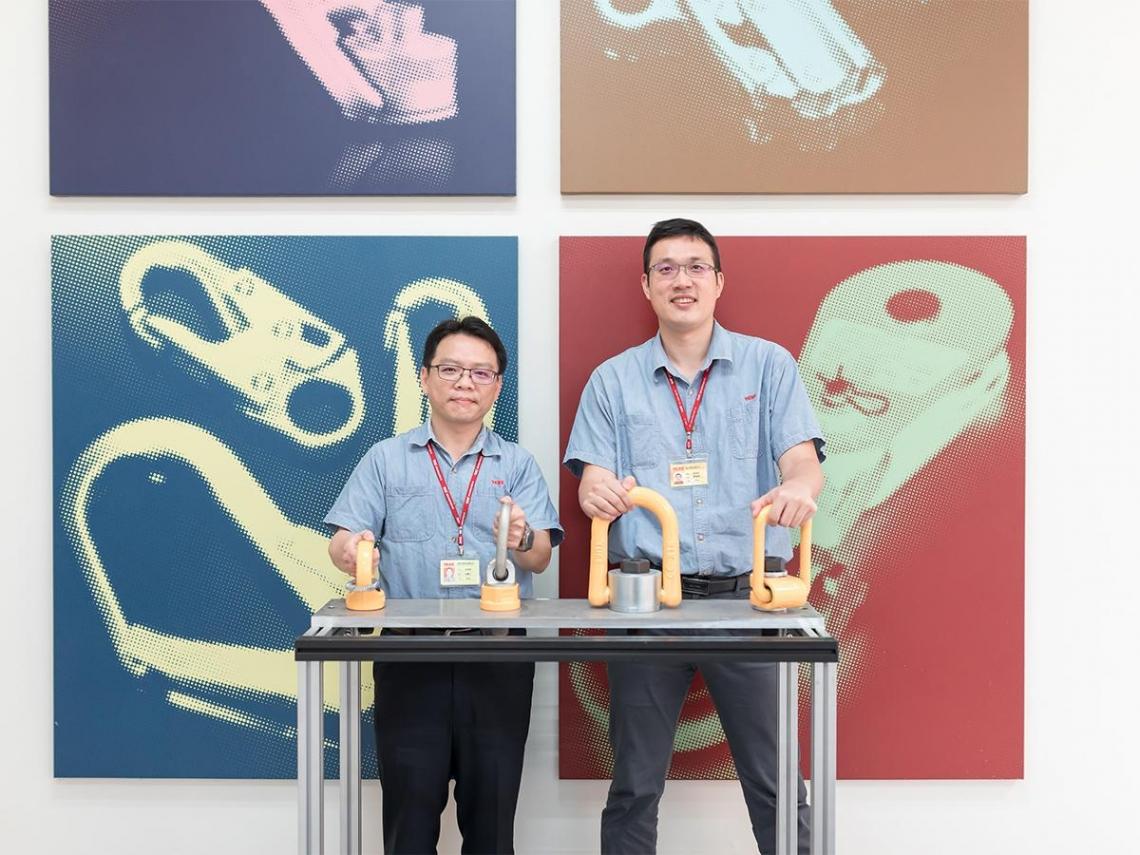 YP系列帶領振鋒走向國際 多國認證加持真正台灣之光