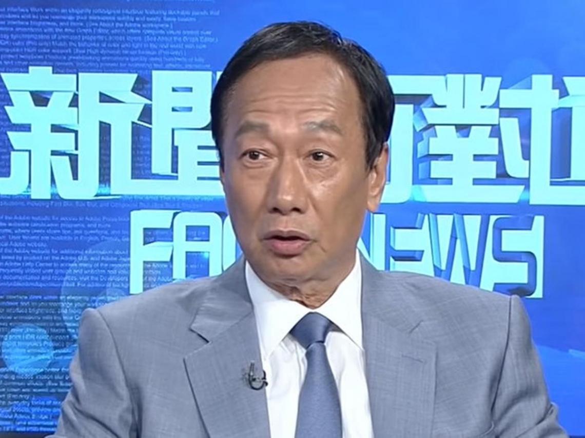 「退出2020大選很後悔!」郭台銘:若我代替韓國瑜出征有望3贏 但現在會變3輸