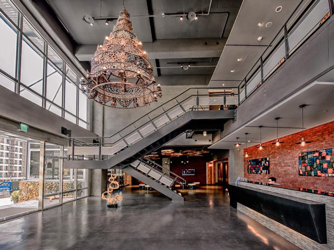 設計風格爆表的礁溪旅店 9號溫泉旅店