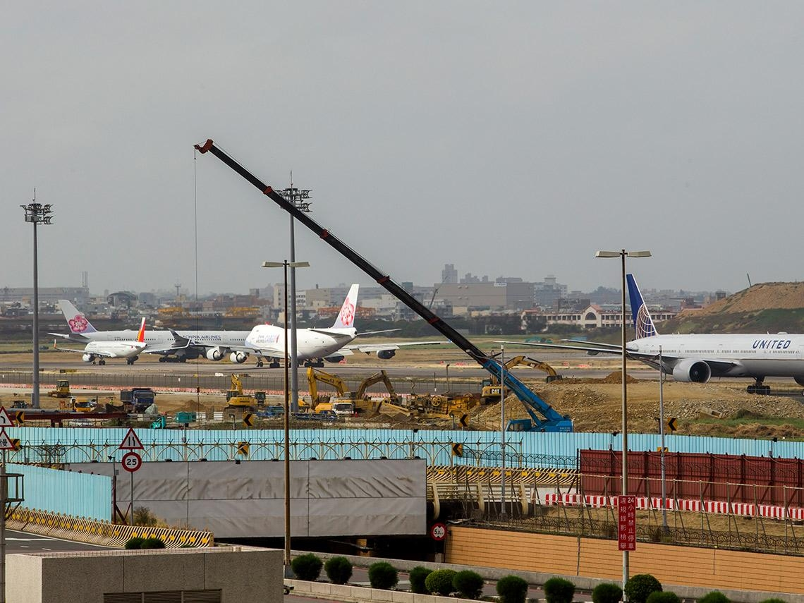 桃園機場第三航廈流標三次 交通部如何救它?