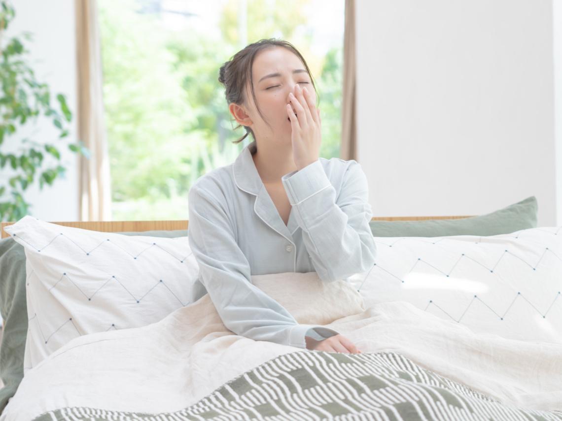 晚上睡得很好,白天卻總是想睡、精神欠佳?善用4招,改善這5種睡眠障礙症狀