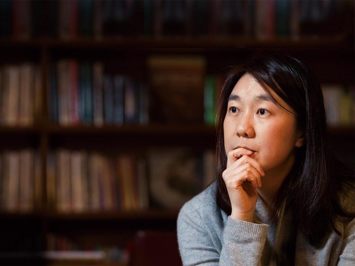 父願之後是她的時代 誠品董事長 吳旻潔